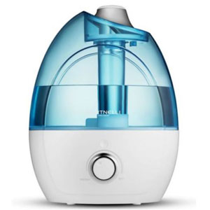 Bartnelli Ultrasonic Cool Mist Humidifier with Ultra-Quiet Operation