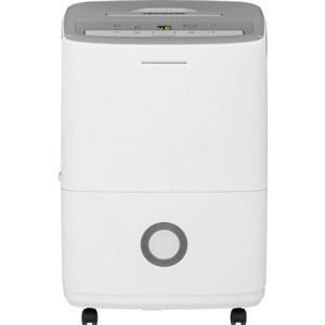 Frigidaire 70-Pint Dehumidifier with Effortless Humidity Control