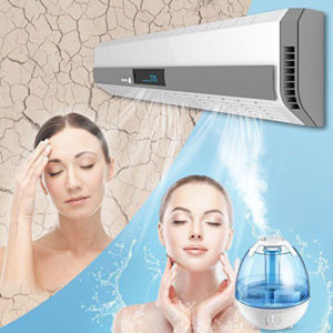 Health Benefits of Using a Cool Mist Humidifier