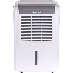 Honeywell DH50W Energy Star 50-Pint Dehumidifier