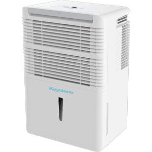 Keystone KSTAD70C Energy Star 70-Pint Portable Dehumidifier