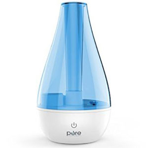 Pure Enrichment MistAire Studio Ultrasonic Cool Mist Humidifier