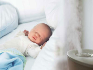 Warm Mist Humidifiers for Babies