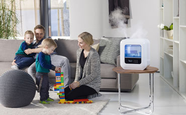 Whole House Humidifier Featured Image