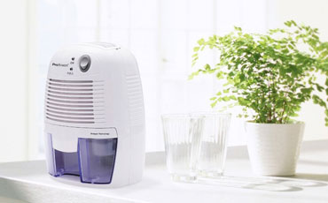 thermo electric dehumidifier featured image