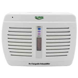 Gurin DHMD-110 Renewable Wireless Dehumidifier
