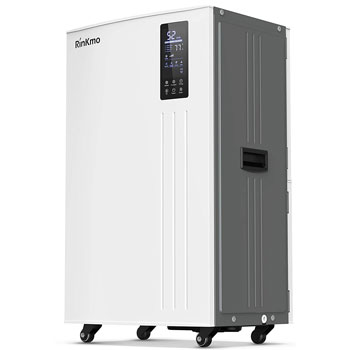 RINKMO Commercial Dehumidifier 296 PPD
