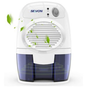 SEAVON New Electric 2020 Mini Dehumidifier