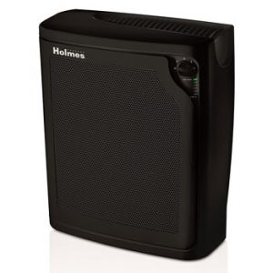 Holmes 4-Speed True HEPA Air Purifier with Quiet Operation